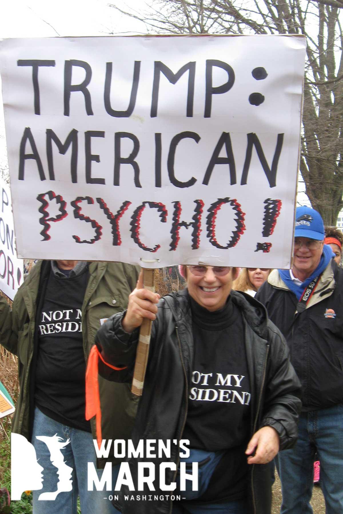 """""""Trump: American Psycho!"""""""