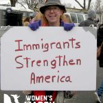 """Immigrants strengthen America."""