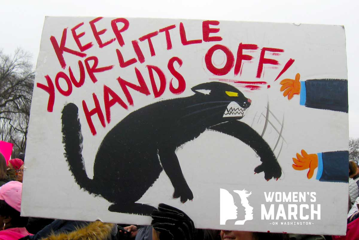 """""""Keep your little hands off!"""""""