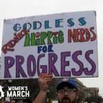 """Godless Redneck Hippie Nerds for Progress"""