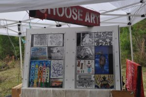 Choose ART at Incandescence