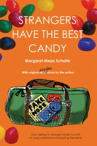 Strangers Have the Best Candy cover