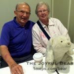 Frank Lloyd Bear, Ed, and Eileen
