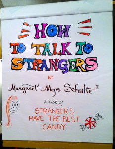 How to Talk to Strangers by Margaret Meps Schulte