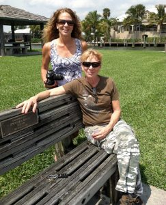 Sonya and Carol