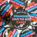 Black Strangers Have the Best Candy button